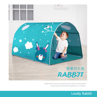 a tent for kids home tent tunnel pool pop up baby game kids indoor playhouse play house tents garden house outside toy