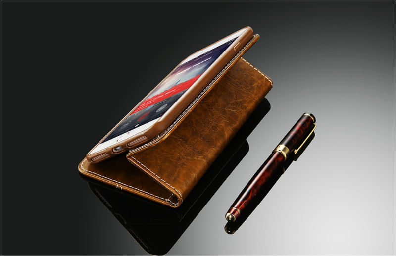 Tikitaka Flip Leather Phone Case For iPhone11 X XR XS MAX 11Pro 8Plus Wallet Card Slots Cases Soft Cover For iPhone 7 6 6s Plus