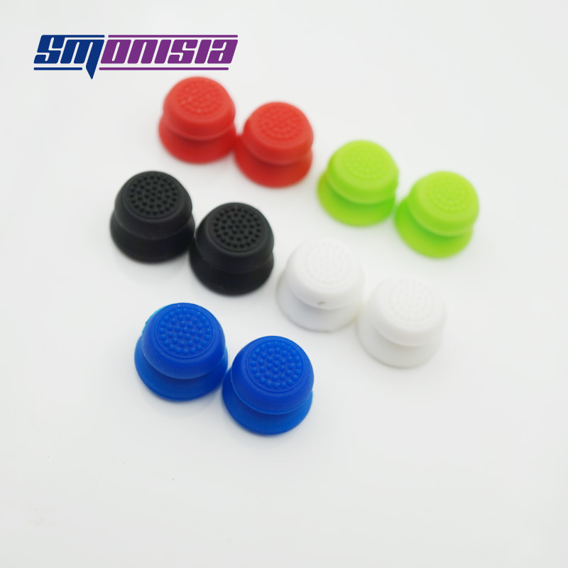 1000x Enhanced Thumb Stick Joystick Grip Cap Extra High Cover For Sony PlayStation Dualshock 3/4 PS3 PS4 <font><b>Xbox</b></font> 360 ONE Controller