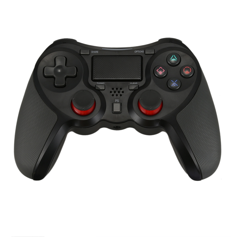 Wireless Bluetooth Controller Gamepad for Sony Ps4 with Dual Vibration and Trigger Buttons for Playstation 4 and Computer Acce