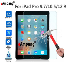 Tempered Glass For Apple iPad Pro 12.9 10.5 9.7 inch Scratchproof Screen Protect