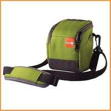 Зеленый Мешок Случая Камеры для Nikon 1 V2 V3 J5 J3 J2 J1 V1 L830 L840 L610 L810 P510 P530 PP300 P7100 P7700 P310 P330 P500 L120 L110