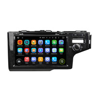 8 Inch Android 4 4 4 Dual Quad Core Car DVD Player For Honda For 2014