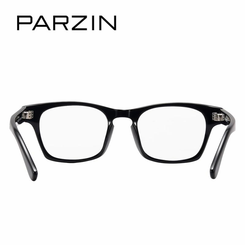 parzin fashion design myopia glasses frames with clear lens high quality optics rx eyeglasses online store eyewear accessories in eyewear frames from mens - Eyeglasses Online Store