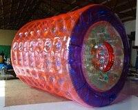 Inflatable water walking ball water roller water ball human hamster ball aqua bubble walk on water