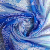 Special Offer Silk Silk Chiffon Fabric Silk Cloth Wholesale Clothing L90802