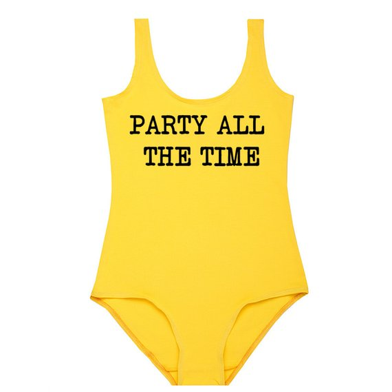 Sugarbaby Party All the time Party Bodysuit Leotard Top Tumblr Hipster Boho <font><b>Festival</b></font> Swag Summer Party <font><b>Sexy</b></font> Beachwear Jumpsuit image