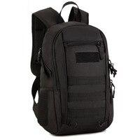 Men 1000D Nylon Shoulders Backpack Rucksack Bag Military Tactical Hike Camping Hiking Trekking Laptop Book Bag