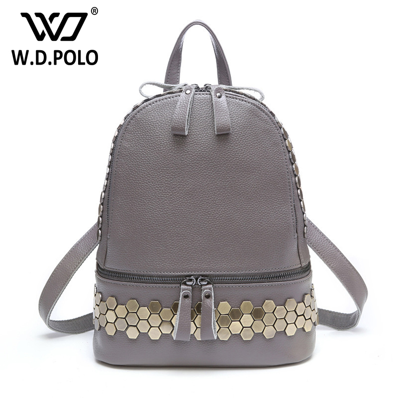Popular Studded Backpack-Buy Cheap Studded Backpack lots from ...