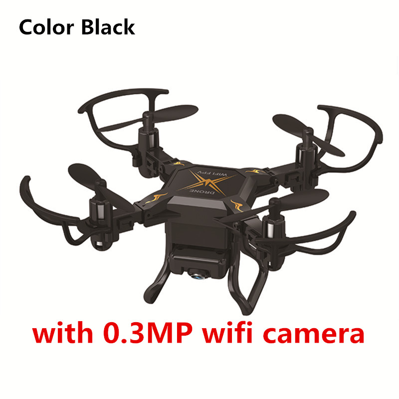 SBEGO 127W Mini Drone RC Drone with Camera WiFi 0.3MP FPV RC Helicopter 2.4GHz 4CH 6-Axis Gyro RTF RC Quadcopter Mini Pocket Toy