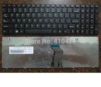 New Free Shipping Laptop US Keyboard For Lenovo G580 Z580 V580 G580A V580A Z580A G585 G585A