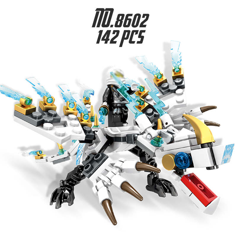 Ninjago Dragon Building Blocks 23