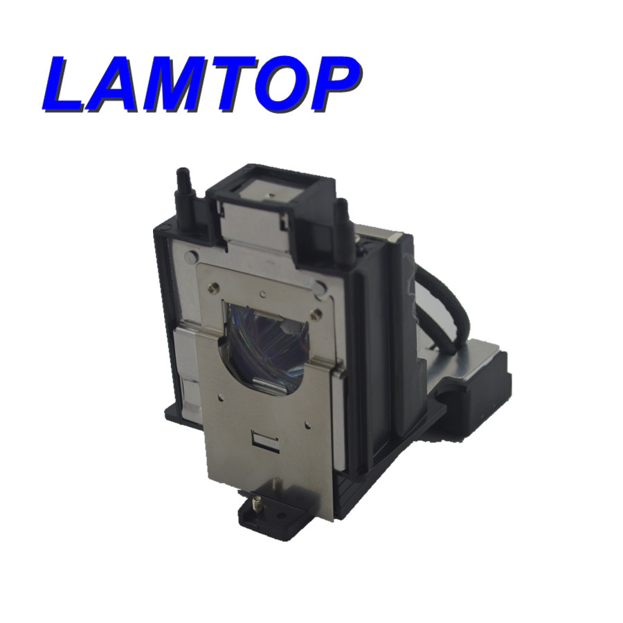 High quality Compatible projector lamps  with housing  AN-D400LP fit for   PG-D3750W high quality compatible 60 j2203 cb1 projector lamp with housing vip r 150 p16 for mp7720 sl710s pb2120 pb2200 pb2220 etc