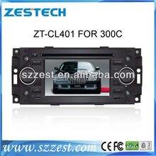 ZESTECH FREE SHIPPING Newest Hot Car GPS Stereo for Chrysler 300C/PT Cruiser/Dodge Ram/Jeep Grand Cherokee CAR DVD GPS PLAYER