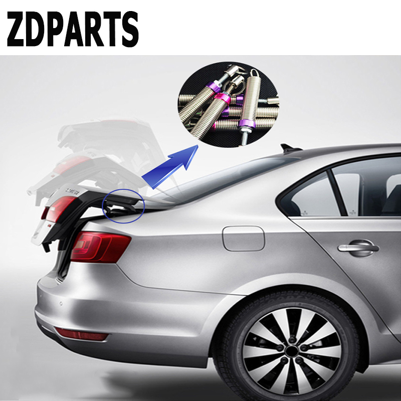 ZDPARTS For Skoda Octavia A5 A7 2 Rapid Fabia Yeti Superb Volvo V70 XC60 XC90 Car Trunk Automatic Upgrade Lifting Device Spring car usb sd aux adapter digital music changer mp3 converter for skoda octavia 2007 2011 fits select oem radios