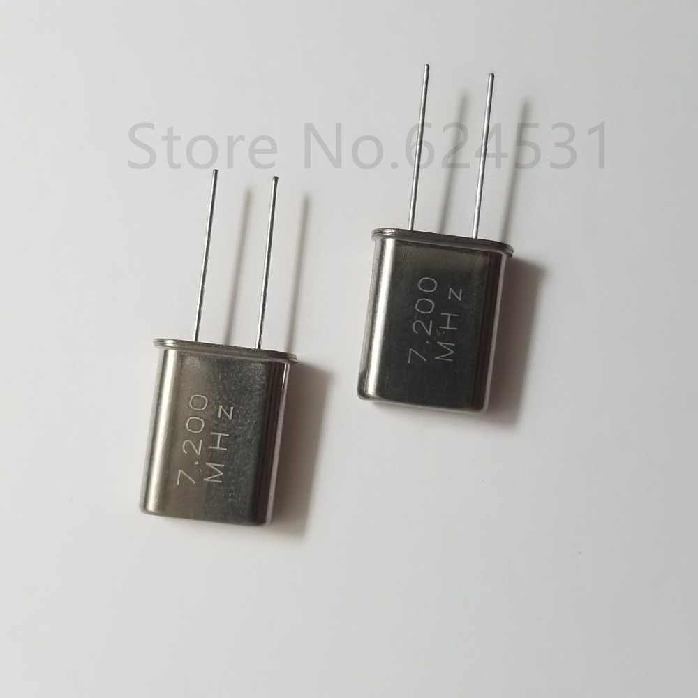 HC-49U  SEL #P07 16,0 MHz 2 Stück Quarz 16000,00 kHz