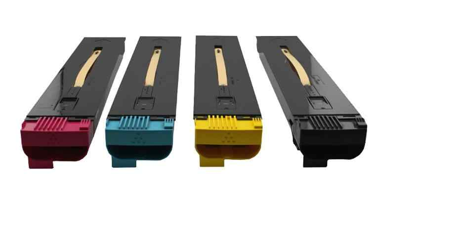 4 pcs/set Kompatibel copier toner cartridge untuk Xerox DocuColor 240 242 250 252 260 7655 7665 7675 006R01219 006R01451 toner kit
