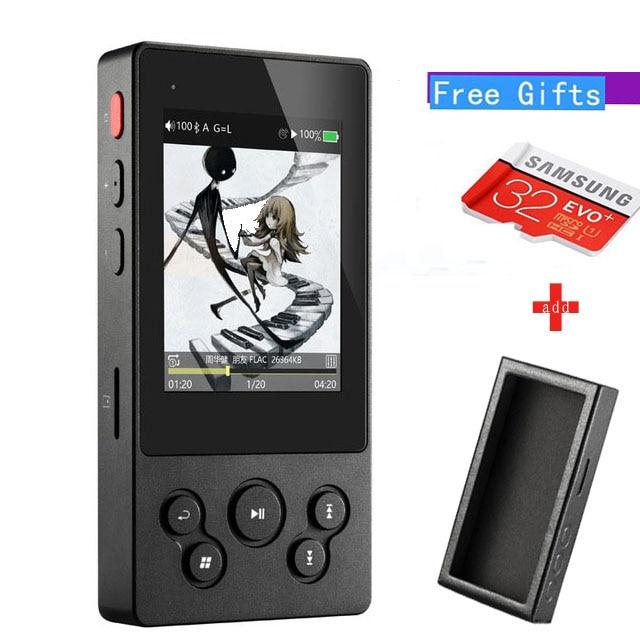 XDUOO X3II X3 II AK4490 USB DAC Bluetooth Portable HD LosslessWAV/ FLAC Music Player DSD128 Hiby Link In-line Remote Cont