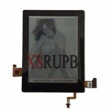 """100% original 6 """"e-ink ED060XH3 touch + Hintergrundbeleuchtung E-ink-bildschirm Für kobo aura (nicht HD) 6,0 zoll eReader LCD Display"""