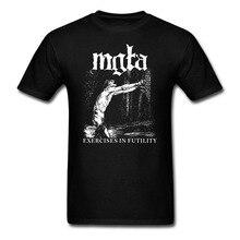 Mgla ممارسة في Futulity مزيد dowm عش T قميص الرجال النساء الطباعة المحملة كبير الحجم S XXXL