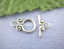 DoreenBeads 30Sets Cucurbit Toggle Clasps 12*20mm Finding (B00429), yiwu