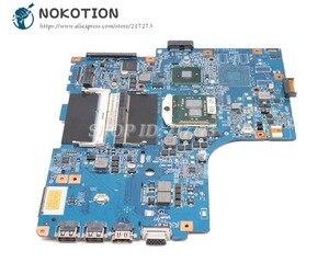 Image 2 - Nokotion Voor Gateway ID59C Laptop Moederbord 48.4EH02.01M MBWLJ01001 Mb. WLJ01.001 HM55 DDR3 Gratis Cpu