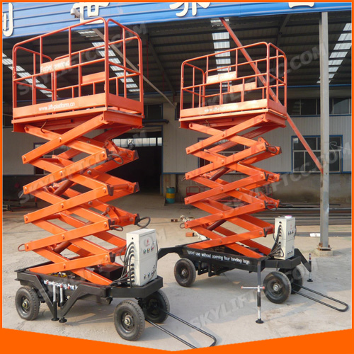Small Hydraulic Lift Platforms : Online buy wholesale small scissor lifts from china