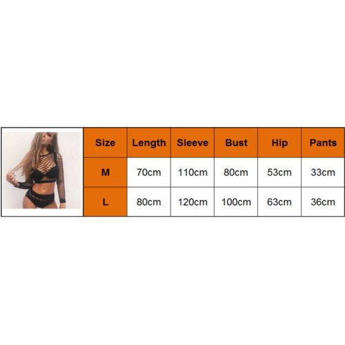 2019 New Sexy Women See through Hollow out Perspective Sheer Mesh Fishnet Tee Bodycon Long Sleeve Tops Beach T Shirt