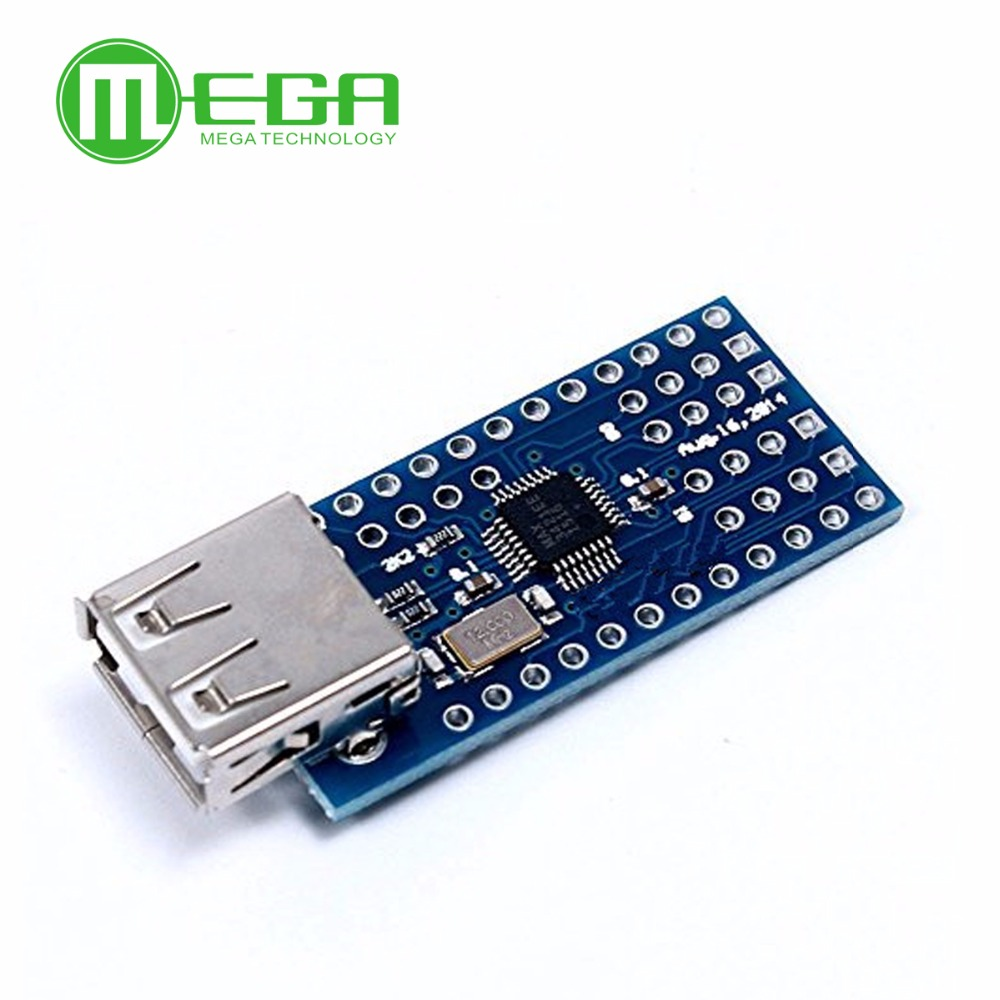1pcs Mini USB Host Shield Support Google ADK For Arduino UNO MEGA Duemilanove Expansion Module Board SPI Interface Board