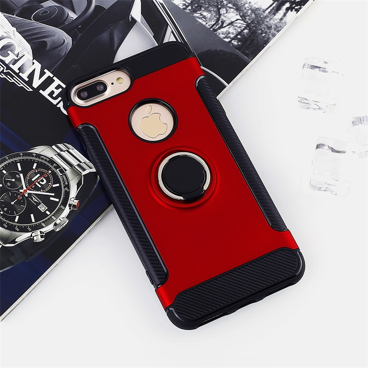 LSDI for iphone 11 pro max Case for iphone 6 6s 7 8 plus 5 5s se Armor TPU+PC logo hole design Cover for x xr xs max
