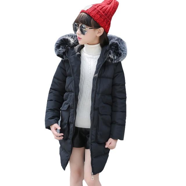 Giù Nuovo 2016 Della Parka Arrivo Cappotti Giacche Ragazza Inverno IBnPHnZ