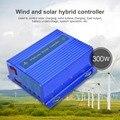 12V 24V 300W Wind Solar Hybrid Controller Wind Panel Auto Unterscheiden Wind/Solar Hybrid Power Generation straße Licht Controller-in Solarstrommesser aus Werkzeug bei