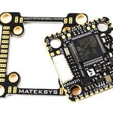 Matek Systems F722-Mini Flight Controller OSD Dual Gyro/Acc 32M Flash 5V/2A BEC for FPV