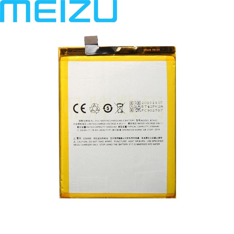 Meizu 100% Original BT42C BT61 BA612 BU10 BU15 Battery For Meizu M2 M3 Note L681 5S M5S U10 U20 Mobile Phone+Tracking Number|Mobile Phone Batteries| |  - title=