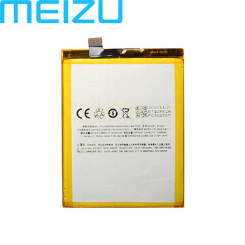 Meizu 100% Original BT42C BT61 BA612 BU10 BU15 Battery For Meizu M2 M3 Note L681 5S M5S U10 U20 Mobile Phone+Tracking Number аксессуар чехол meizu m2 note cojess ultra slim экокожа флотер silver