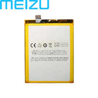 Meizu 100% Original BT42C BT61 BA612 BU10 BU15 batería para Meizu M2 M3 nota L681 5S M5S U10 U20 teléfono móvil + número de seguimiento