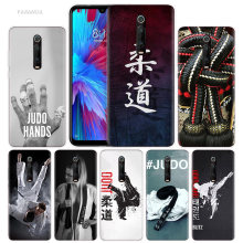 Judo Taekwondo Case for Xiaomi Redmi Note 7 7S K20 Y3 GO S2 6 6A 7A 5 Pro MI Play 9T A1 A2 8 Lite Poco F1 Soft Cover Phone Bags(China)