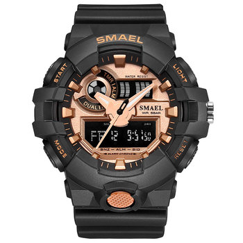 Kids Watches SMAEL Top Brand Luxury LED Digital Watch Boys Military Sport Style Wristwatches Shock Resistant Relogio Masculino