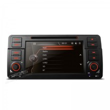 7″ 1080P Video Capacitive Touch Screen Car DVD Player with GPS Navigation Canbus car radio FM for E46 BMW 3 Series 1998-2006