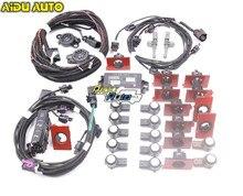 Asistencia de aparcamiento inteligente frontal y trasero, asistencia de estacionamiento, PLA 12K OPS para VW Golf 7 MK7 VII, actualización 5Q0 919 298 K
