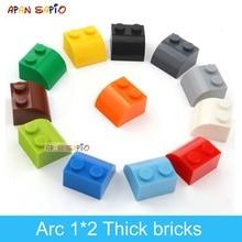 Bricks Figures Lego-Toys Building-Blocks Educational Children DIY with for 1x2 70pcs