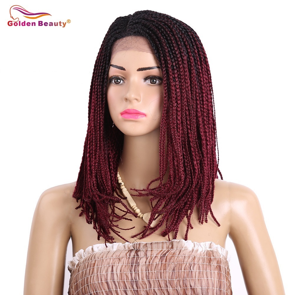Aliexpress Com Buy 14 16inch Bob Synthetic Lace Front