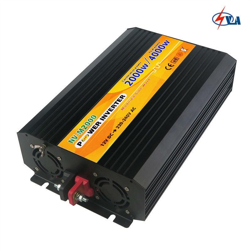 M2000 DC TO AC 110V 220V Solar System 2KW Power Inverter 12V 24V maylar 22 60vdc 300w dc to ac solar grid tie power inverter output 90 260vac 50hz 60hz