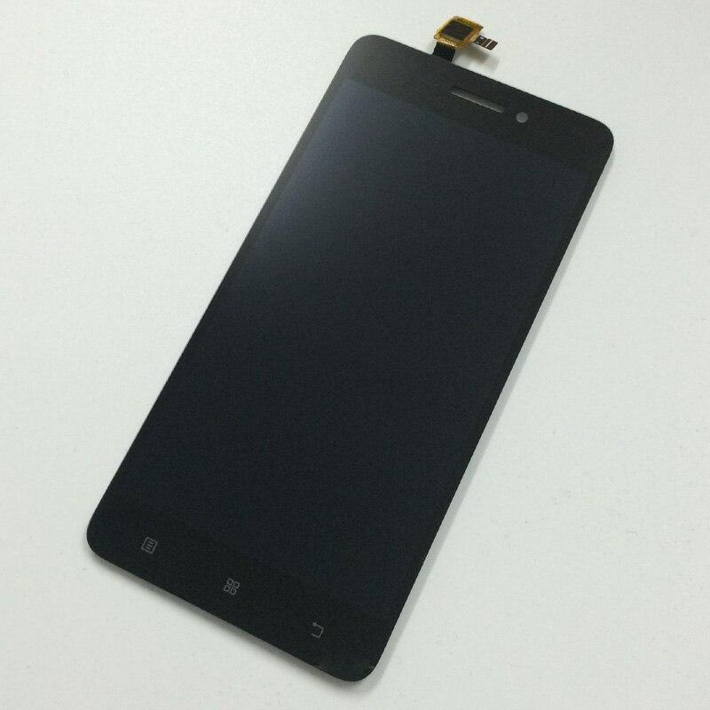 Black For Lenovo S60 S60W S60T S60A S60-a Full Touch Screen Digitizer Sensor Glass + LCD Display Panel Monitor Assembly