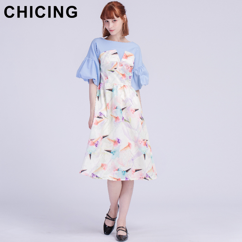 c3c2d4a993480e oothandel cream midi dress Gallerij - Koop Goedkope cream midi dress Loten  op Aliexpress.com