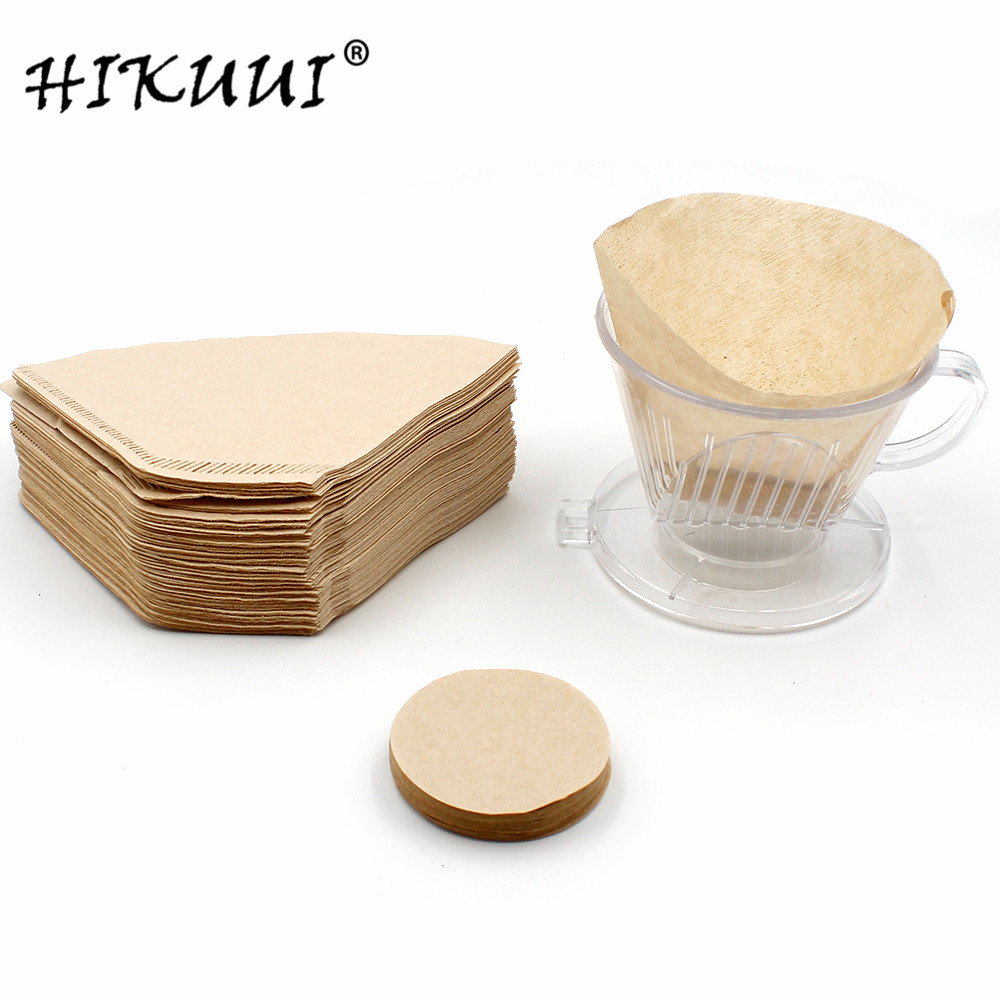 CombinationCoffee Filter+Two Different Filter PaperPortable Coffee Filter With Stand Coffee Dripper Pour Reusable Funnel