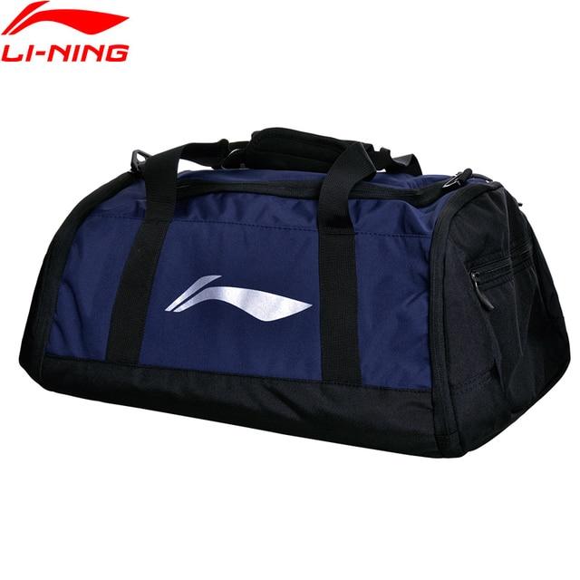 78ef10f582fb2a Li-Ning Unisex Training Duffel Polyester Classic Leisure Adjustable  Shoulder Strap LiNing Sports Bag ABLL013 BBF243