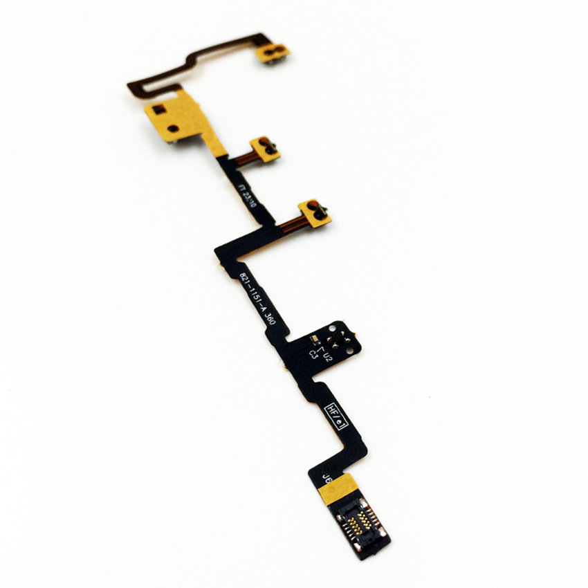 Power Button On Off Volume Control Flex Ribbon Cable Part For IPad 2