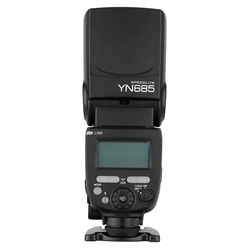 YONGNUO YN685 Flash HSS 1/8000s GN60 2.4G Wireless Speedlite E-TTL Speedlight for Canon DSLR Cameras
