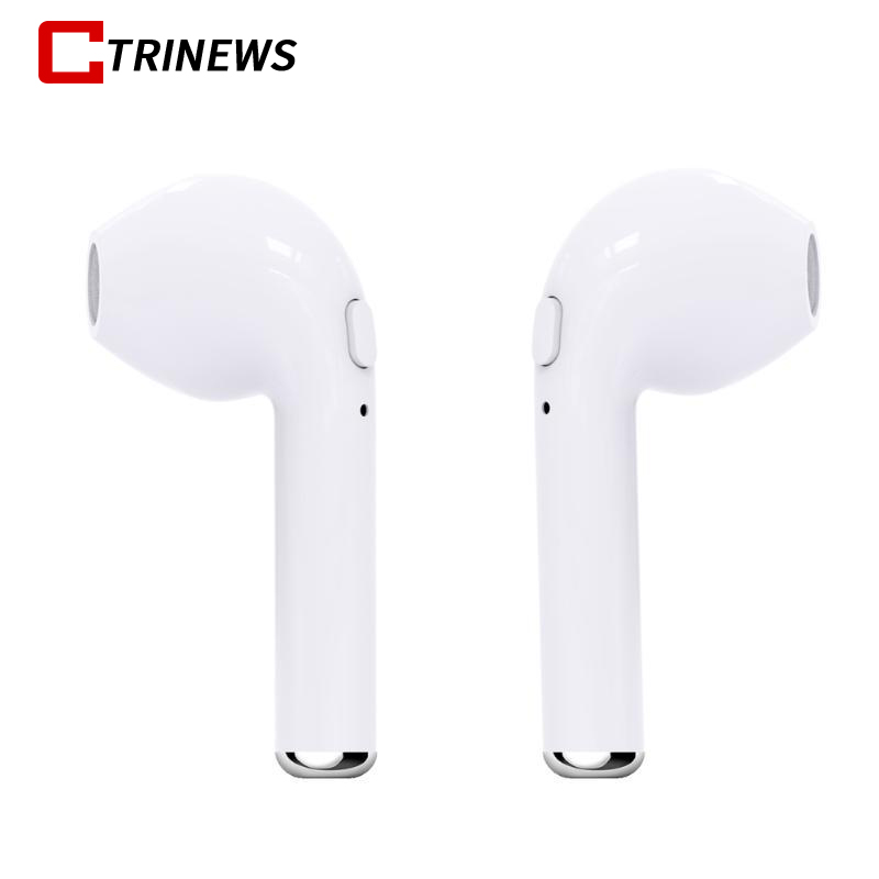 Mini Wireless Earphone Sweatproof Bluetooth Headphones Stereo Bass Headset Sports Earbuds Earpiece With MIC For Phone Earphones new fashion sweatproof wireless bluetooth v4 0 sports stereo headphones with mic ear hook earbuds earphones for iphone for sony